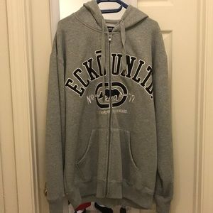 Ecko unlimited Jacket size xl color gray NWT